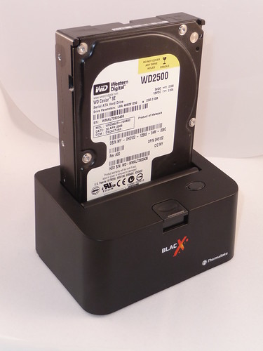 BackX External SATA Hard Drive