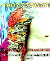 xam-hinh-nghe-thuat photo by HINH XAM DEP - HINH XAM MINH DEP - HINH XAM TATTOO