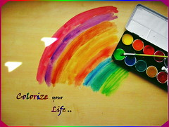 """""""A Picture of many colors proclaims images of many Thoughts."""" photo by Broken.smile-SaFaa"""