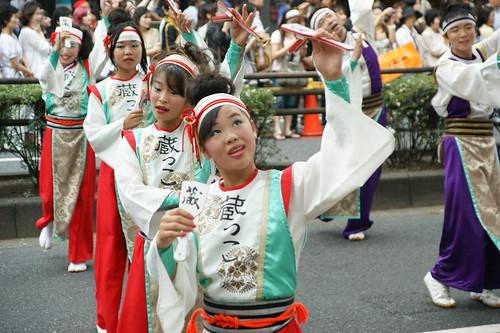20090830 原宿表參道元氣祭