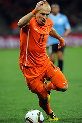World Cup 2010 South Africa: Netherlands v Uruguay