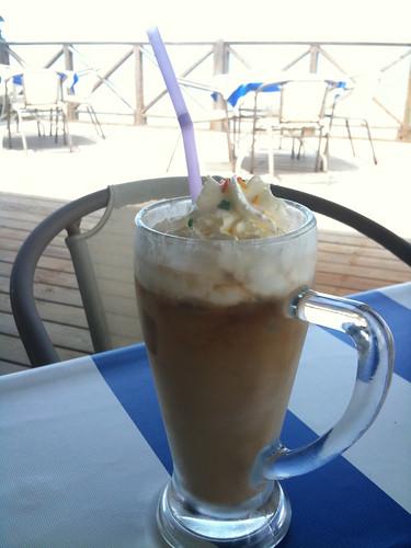 20100829 藍色公路咖啡館