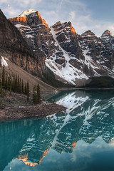 Moraine Lake photo by Wherever I Roam