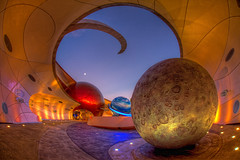 EPCOT Center - We Choose To Go! photo by Cory Disbrow