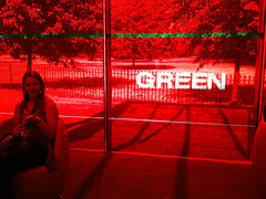 green photo by Nad