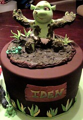 Baby shrekcake photo by Isabella's sweet tooth (johanna)