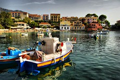 Assos, Kefalonia photo by jimiliop