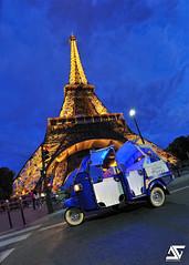 Visitez Paris photo by A.G. Photographe
