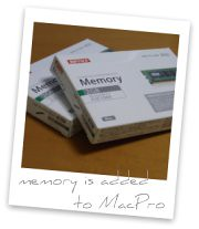 MacPro Memory