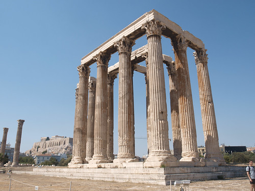 The Temple of Olympian Zeus (VII)