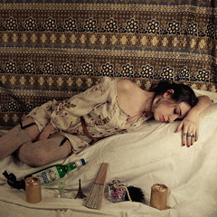 Week 5 - The Courtesan Asleep [Explored] photo by Ana Luísa Pinto [Luminous Photography]