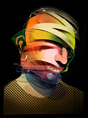 Adam Neate - The Flock Series I photo by Romany WG