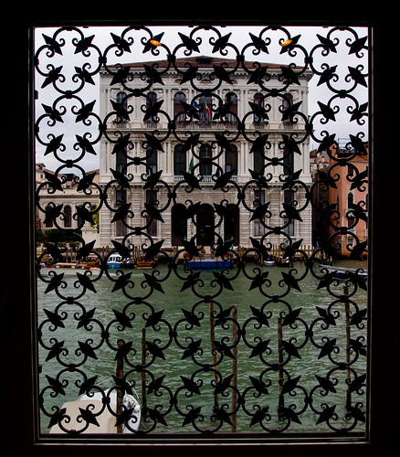 Peggy Guggenheim Window