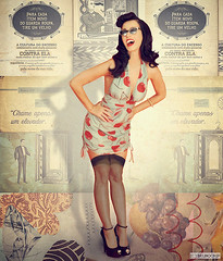 Graphic: Katy Perry Pin Up | Teen Choice Awards Photoshoot photo by brunochip