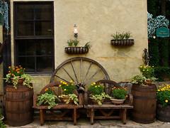 Street of lock heart castle ~gardenning~