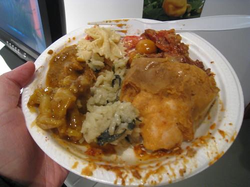 Guatemalan plate