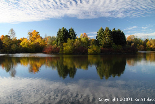 Autumn at Loafers' Lake
