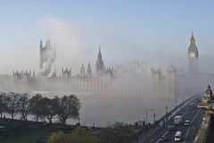 London Fog photo by Jon Cartwright