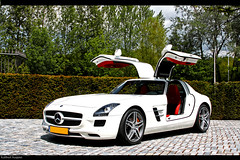 Last SLS AMG Picture! photo by RobbertK