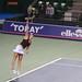Vera Zvonareva defeated Errani at the 2nd Round