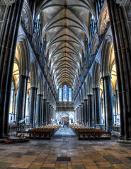 Salisbury Cathedral photo by Markhenderson81