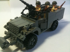 M3 Scout car photo by {Copper Bricks}