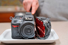 New inspiration: Nikon D700 Camera Cake. Photographers, This One's For You ! photo by New Inspiration Home Design