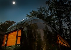 Full Moon Airstream Dreams photo by Jaime Martorano