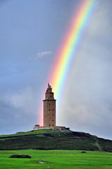 Torre de Hércules photo by iban_ch