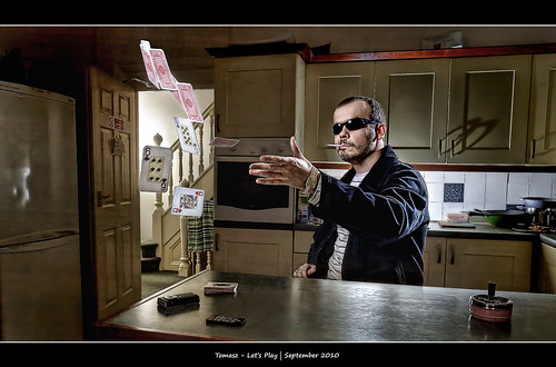 260/365 - Poker @.1200x800.HQ.Frame photo by Pawel Tomaszewicz