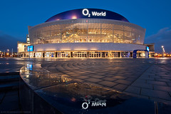 O2 World photo by Dietrich Bojko Photographie