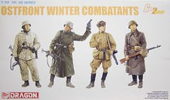 "DML ""6652 Ostfront Winter Combatants"" -1"