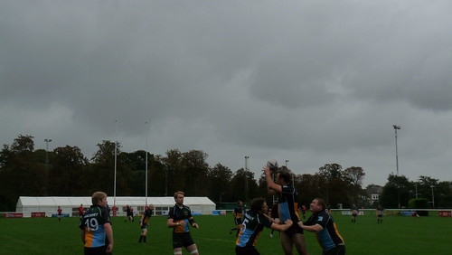 Lineout Practice