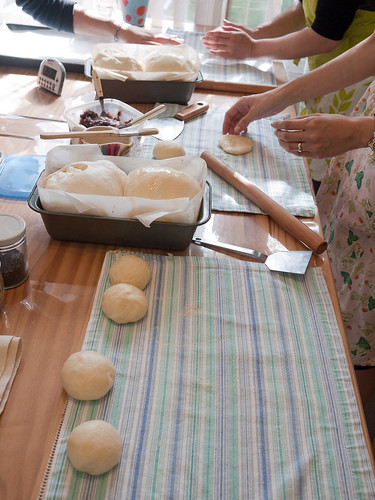 Bread Baking Lesson