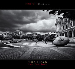 THE HEAD photo by Mohsan'