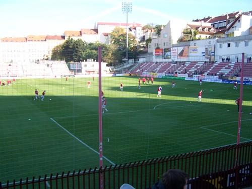 5130775515 9443d4da02 Stadions en wedstrijd Praag