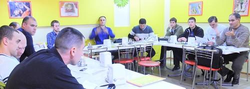 Встреча Спортсменов Христиан Молдовы (Кишинев, 20 ноября 2010)