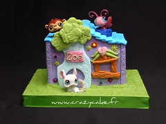 Petshop house photo by Crazy Cake - Cakedesigner57
