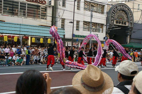 20090829 淺草森巴祭