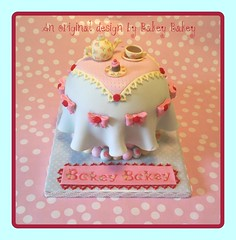 Bakey Bakey Afternoon Tea Time Table, inspired by Cath Kidston photo by Bakey Bakey