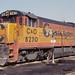 C&O 8230 at Peru