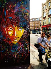 C215 - London photo by C215