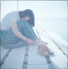 brown shoes photo by yu+ichiro