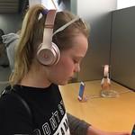 Emma quite fancies a pair of beats<br/>13 May 2017