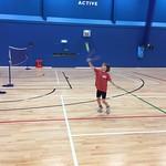 Friday night badminton<br/>12 May 2017