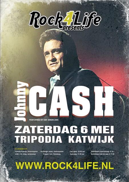 Def Americans, Johnny Cash tribute