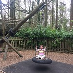 Buddha on the swing<br/>14 Apr 2017