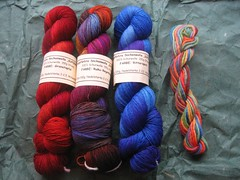 Wollmeise Yarn!
