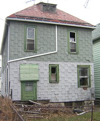39 Coe Place - Buffalo, NY rear