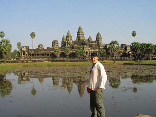 ShaolinTiger at Angkor Wat